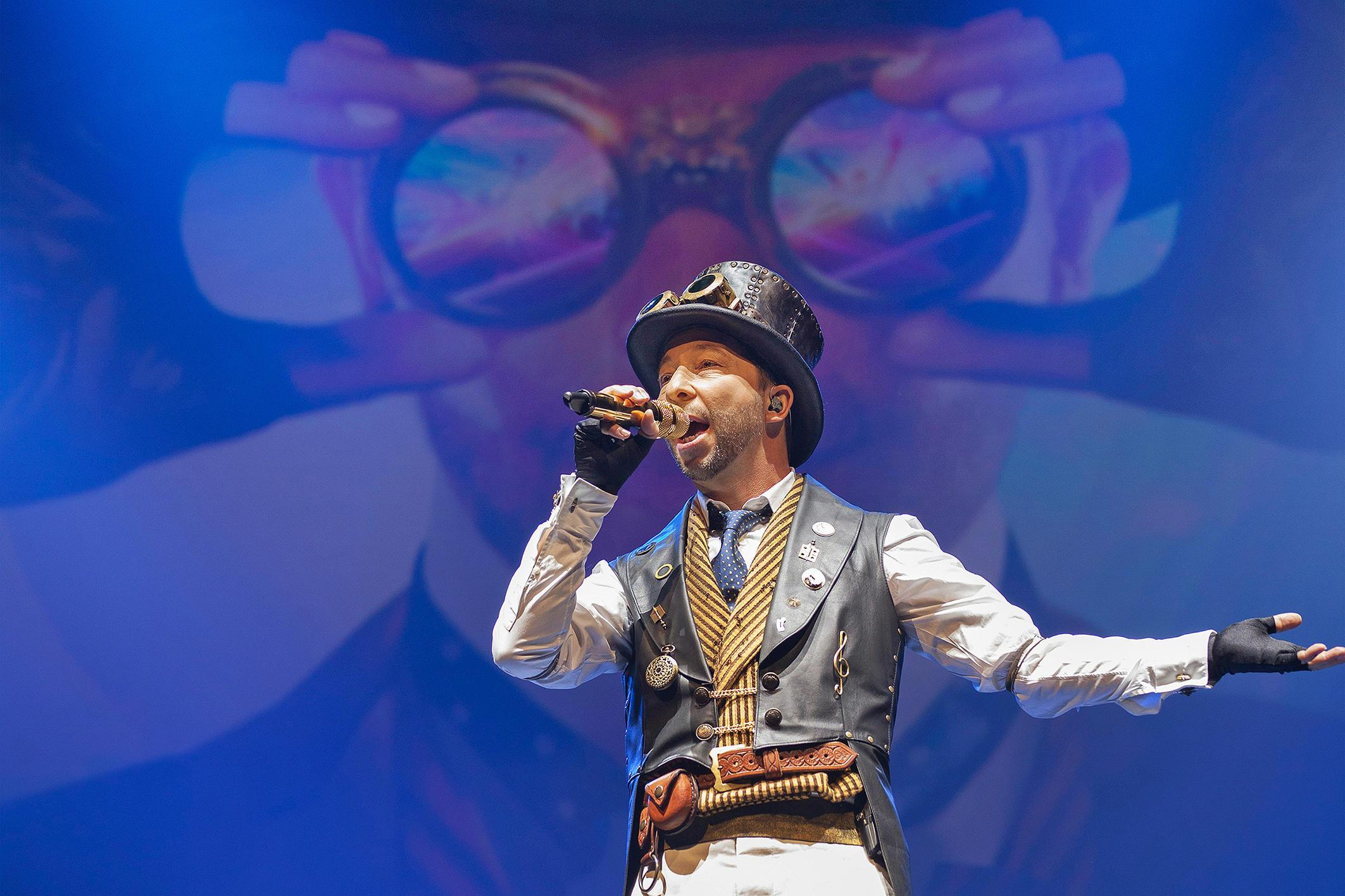 """There is a Party"": 25 Jahre DJ BoBo"
