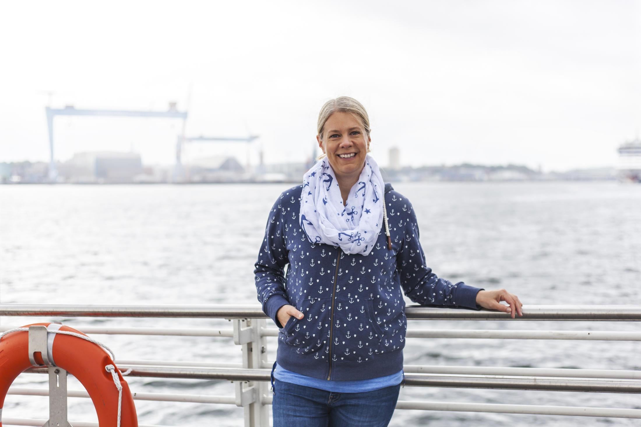 Vom Familienleben und Meer