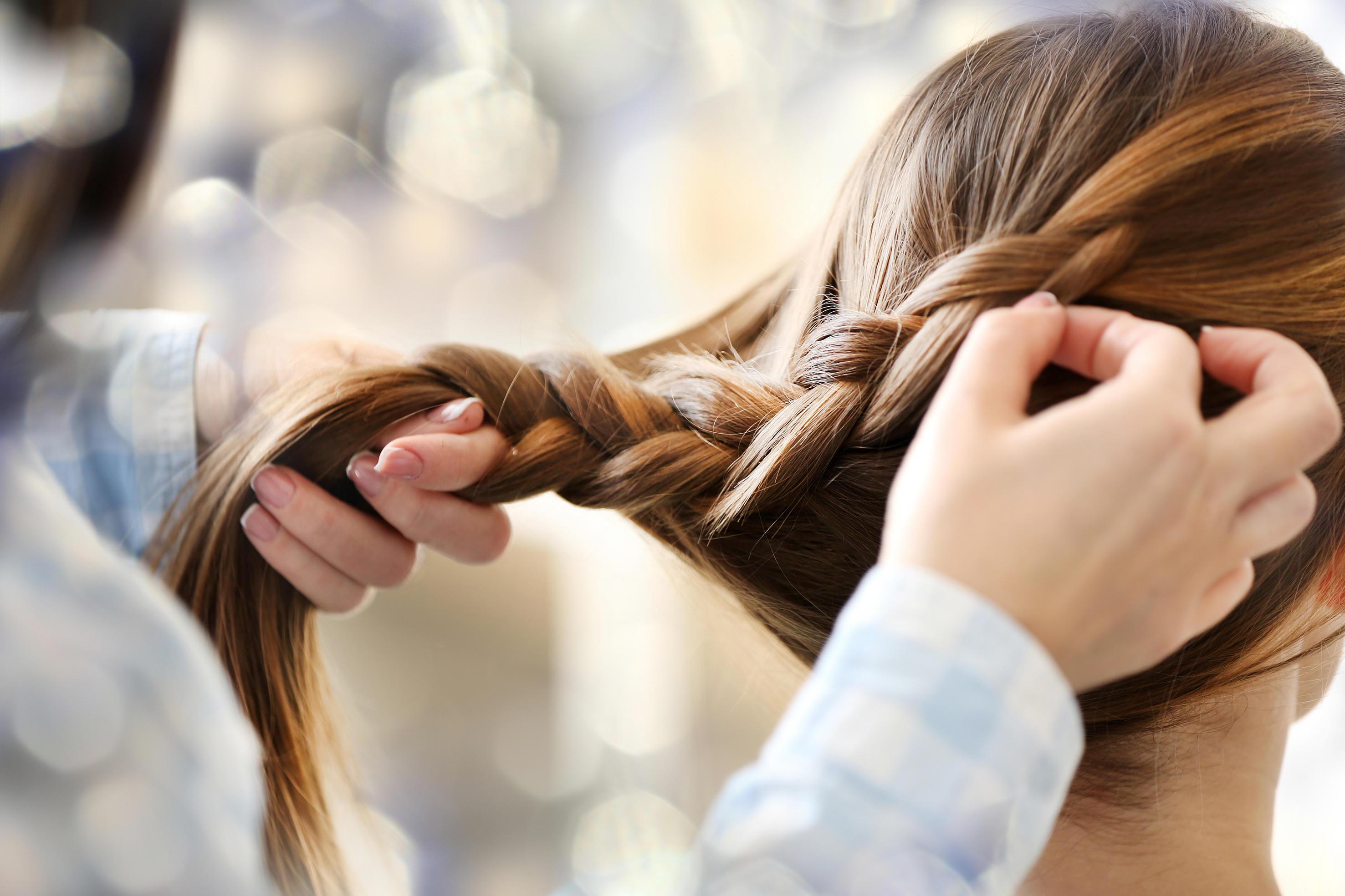 Angesagte Flechtfrisuren für jede Haarlänge