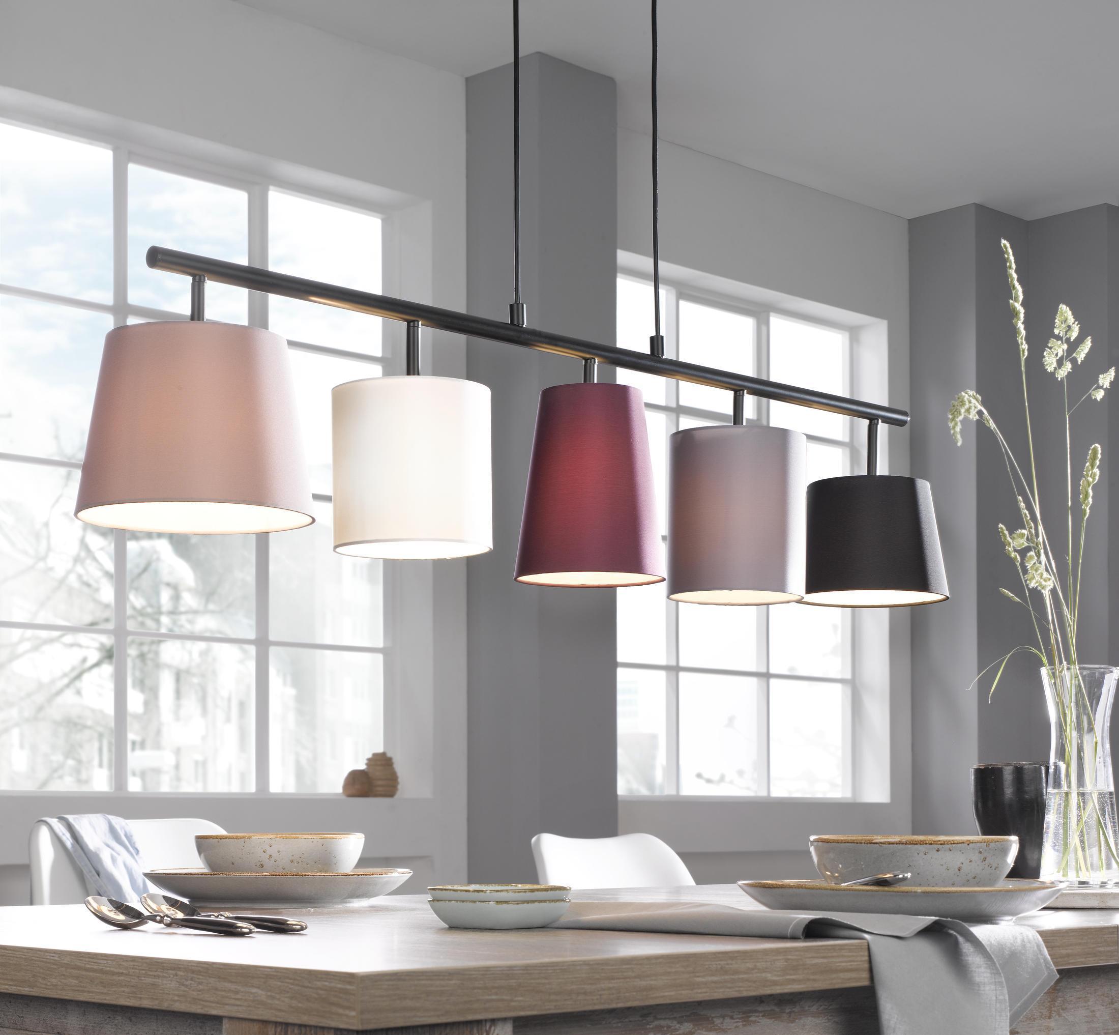 Moderne Lampen bringen Licht ins Dunkel