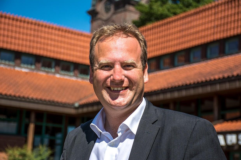 Interview mit Hohenwestedts Bürgermeister Jan Butenschön