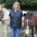 Deutschlands erste Pferdeklappe