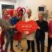 R.SH überreichte Spendenscheck an Kinderherzklinik des UKSH