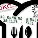 BIO Running-Dinner in Kiel