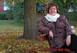 Im Porträt: Ann Troy-Inniss über den Mut zur Veränderung