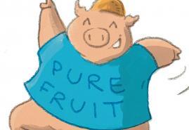 Pure Fruit: Gratis-Comic und Aktionstag für Kinder!