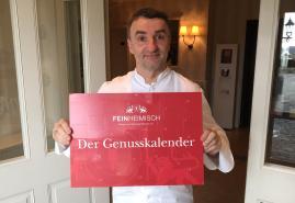 Feinheimischer Adventskalender: Gutes tun und Köstliches gewinnen