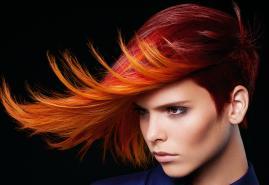 Der Trend-Tipp von Klinck: Tequila Sunrise fürs Haar!