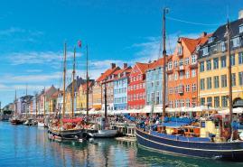 Kopenhagen und Nordseeland mitder Kieler AK Bus-Touristik erleben