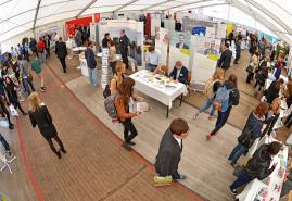 Firmenkontaktmesse contacts der CAU zu Kiel