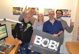 """""""RADIO BOB! rockt Schleswig-Holstein"""" ersetzt Radio Nora"""