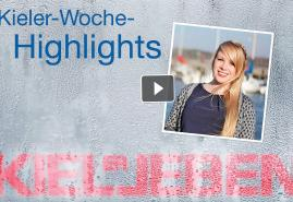 Video: Kieler Woche Highlights am 23. Juni 2016