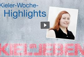 Video: Kieler Woche Highlights am 26. Juni 2016