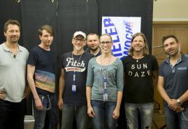 Die Heavytones im KIELerLEBEN-Interview
