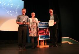 Studio Filmtheater erhält Auszeichnung für Filmauswahl