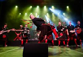 Kartenverlosung für die Red Hot Chilli Pipers!