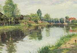 Der Impressionismus des Malers Carl Arp