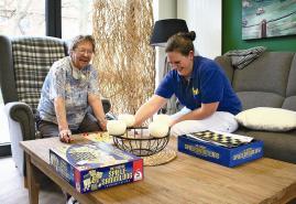 Ambulante Wohngemeinschaft für Intensivpflege-Patienten