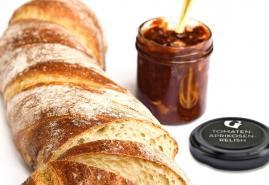 Günther-Brot braucht keine Schminke