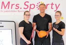 Zwei Wege, eine Leidenschaft – Ausbildung bei Mrs.Sporty