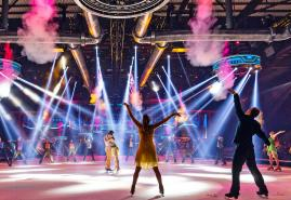 "HOLIDAY ON ICE begeistert mit ""Believe!"""