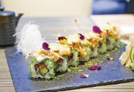 Die Geschichte von Sushi