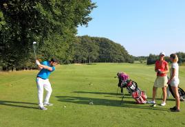 Mit KIELerLEBEN den Golfsport kennenlernen – auf Gut Uhlenhorst