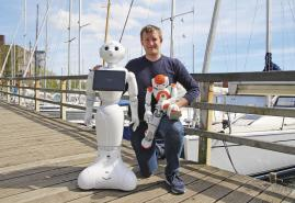 Kieler Start-up: KIEL|BOTS