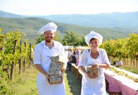 Kulinarischer Hochgenuss aus Italien