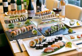 Neu in Kiel: Ann's Weinbar + Sushi
