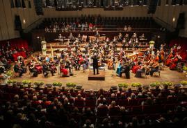 PhilharmonischesOrchesterKiel in der Elbphilharmonie