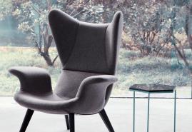 Sitzgelegenheit mit Stil