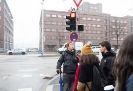 Stadtführung durch Kiel – mit Schuss