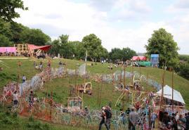 Der Wundergarten der Spiellinie