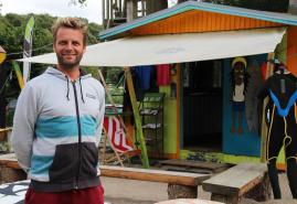 Surf und SUP vor den Toren Kiels
