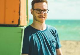 Ein Tag in Kiel mit Christoph Karrasch