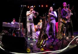 THE KUTIMANGOES: Afro-Beat/-Jazz am 11. November in Kiel