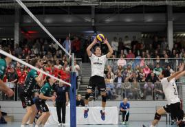 Spitzenvolleyball aus Kiel für Schleswig-Holstein