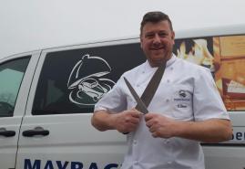 Das Maybach-Restaurant ist umgezogen