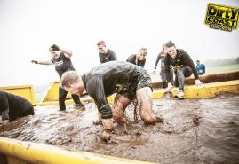 Dirty Coast Fun Run in Kiel im April