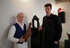 """Pop-up-Galerie beim Schloßquartier zeigt """"Die letzten ihrer Art"""""""
