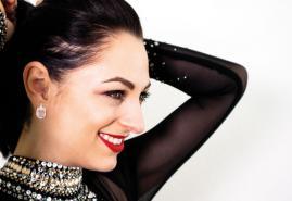 WM im Eiskunstlauf: Juwelier Keil sponsert Julia Sauter