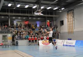 Im Interview: Volleyballer Moritz Behr