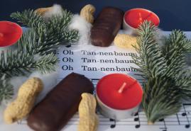 Weihnachtslieder und ihre Geschichten