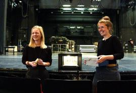 Analoger Kreativwettbewerb des Theater Kiel