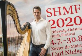 SHMF überträgt Pop-Up Konzerte