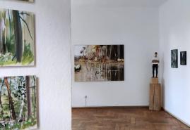 Neue Kunstausstellung in Kiel
