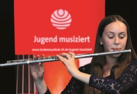 """""""Jugend musiziert"""" sucht Talente"""