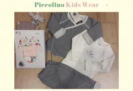 Piccolino Kids Wear hat geöffnet