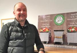 Kieler rettet Lebensmittel im großen Stil